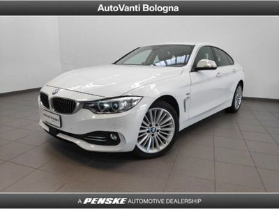 używany BMW 420 Gran Coupé Serie 4 GC d xDrive Luxury
