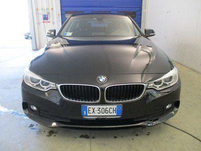 usado BMW 420 Gran Coupé Serie 4 Coupé SERIE 4 d autom. 5 PORTE BERLINA