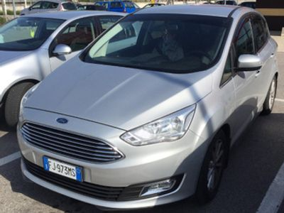 second-hand Ford C-MAX 2ª serie - 2018