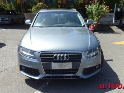 usata Audi A4 Avant 2.0 TDI 143CV F.AP. multitronic Advanced rif. 11899289