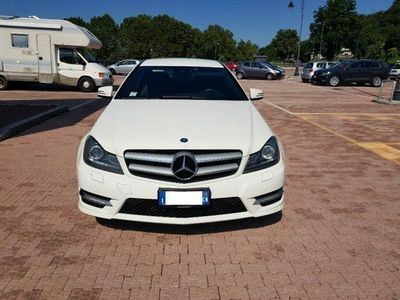 usata Mercedes C220 premium amg automatico ?371/M