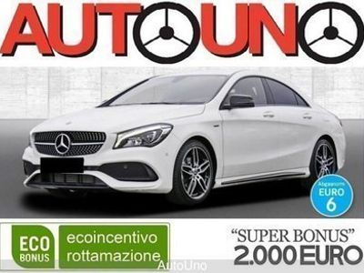 usado Mercedes 180 Premium AMG + NIGHT PACK