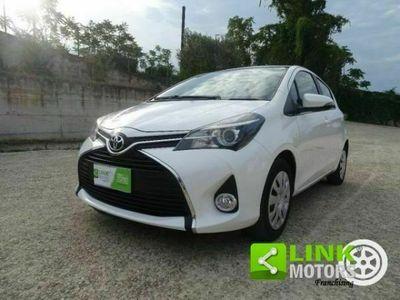 usata Toyota Yaris 1.4 D-4D 5p. Lounge