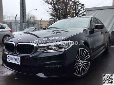 usata BMW 530 530 d xdrive Msport 265cv auto