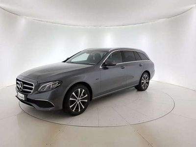 usata Mercedes E300 CLASSE E SWAuto EQ-POWER BUSINESS SPORT