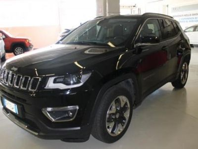 used Jeep Compass Limited 16 multijet 120cv 2wd mt