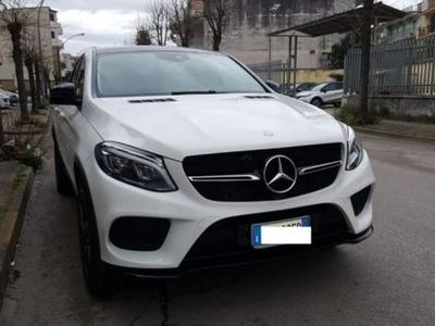usado Mercedes GLE350 d 4Matic Coupé Premium Plus ITALIANA