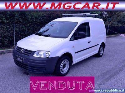 brugt VW Caddy usata del 2010 a Rimini, Km 86.000