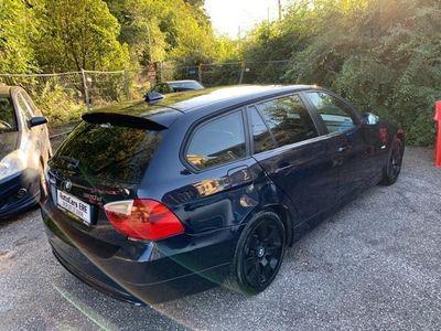 usata BMW 320 Serie 3 (E90/E91) cat Touring Futura