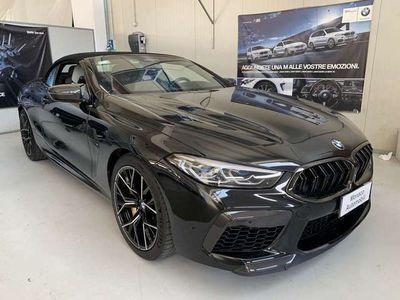 usata BMW M8 M8Cabrio Competition
