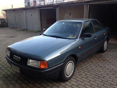 usata Audi 80 1.8 cat S Serret