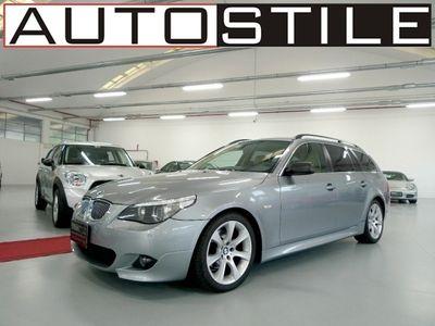 usata BMW 523 i Touring Eletta Navi AutoStile