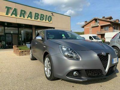 usata Alfa Romeo Giulietta 1.6 jtdm 120 cv super aziendale grigio opaco