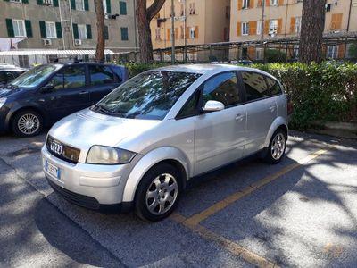 brugt Audi A2 1.4 TDI ok neo patentato
