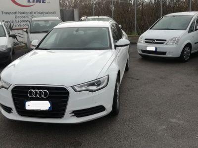gebraucht Audi A6 2.0 TDI Business - gancio traino omologato