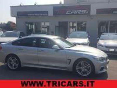 usata BMW 420 d xdrive gran coup msport permute diesel
