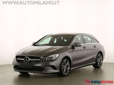 brugt Mercedes CLA220 d s.w. automatic sport diesel