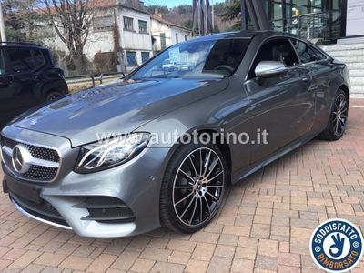 käytetty Mercedes E220 CLASSE E COUPÉ4MATIC Automatic Premium