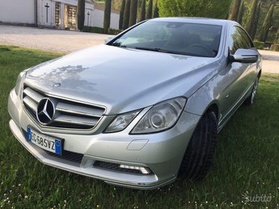 usata Mercedes 350 Classe E CupeCDI