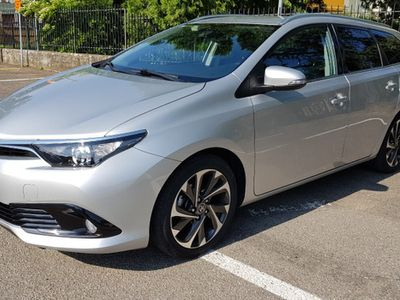 used Toyota Auris 1.6 D4-D Touring Sports-2017