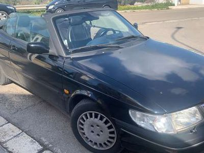 usata Saab 900 Cabriolet 2.0i 16V cat S