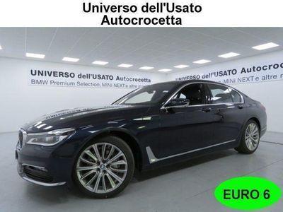 begagnad BMW 730 Serie 7 d xDrive Eccelsa usato