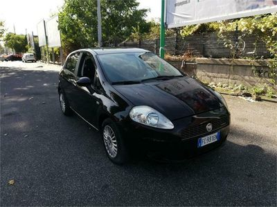 usata Fiat Grande Punto Grande Punto 1.3 MJT 75 CV 5p. Dynamic
