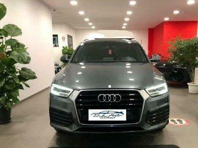 usata Audi Q3 2.0 TDI 150CV quattro S tronic S line