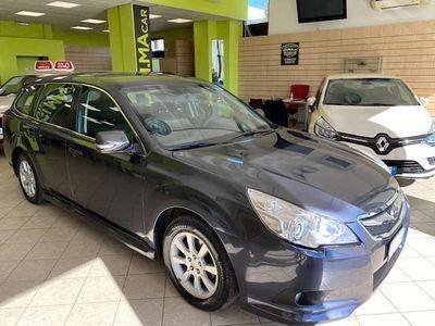 usata Subaru Legacy 2.0i SW GPL Bi-Fuel 4x4 Automatica