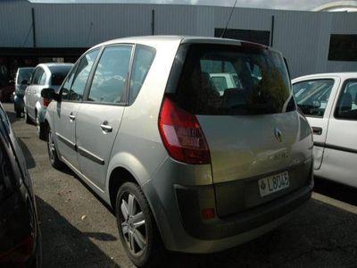 usata Renault Scénic 1.5 dCi/100CV SS Exception