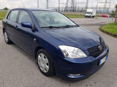 usado Toyota Corolla 1.4 benzina