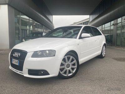 usata Audi A3 1.9 TDI DSG. S.LINE