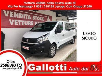 brugt Fiat Talento 1.6 TwinTurbo MJT 125CV PL Combi 12q+IVA