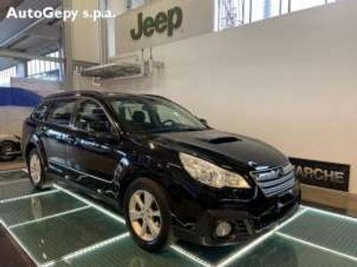 usata Subaru Outback 2.0D Lineartronic Comfort Diesel