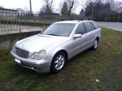 usata Mercedes C270 Avantgarde Benzina