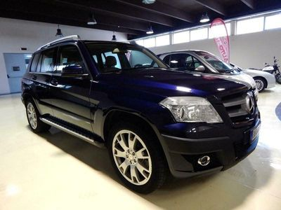 usata Mercedes GLK350 Cdi 4Matic Chrome Unicoprop