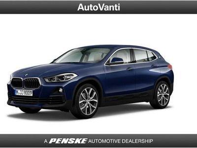 usata BMW X2 (F39) sDrive18d Advantage