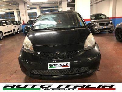 używany Toyota Aygo 1.0 12v vvt-i 5 porte#clima#radio#servosterzo benzina