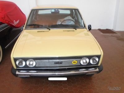 second-hand Fiat 131 131