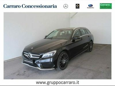 usata Mercedes C250 C SW 250 d (BT) Premium auto