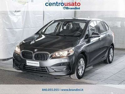 usata BMW 216 Serie 2 Active Tourer F45 2018 d act.tourer Advantage auto