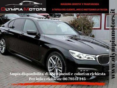 usata BMW 730 D XDRIVE M SPORT NAVI TETTO LED PELLE KAMERA