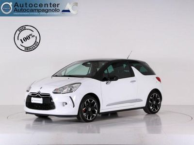 brugt Citroën DS3 1.6 e-HDi 90 airdream So Chic