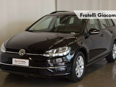 usata VW Golf Variant 1.6 TDI 115 CV Business BlueMotion Technology