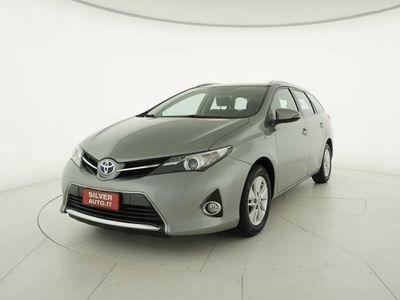 brugt Toyota Auris Touring Sports