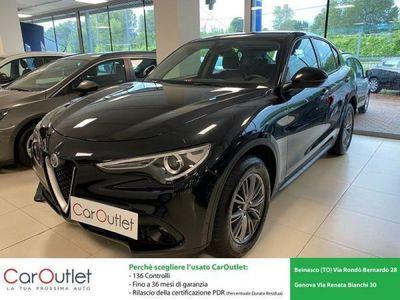 usata Alfa Romeo Crosswagon 2.2 Turbodiesel 210 CV AT8Super