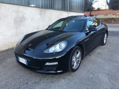 "gebraucht Porsche Panamera 3.0 S HYBRID PASM TETTO NAVI 19"" FULL IVA ESPOSTA"