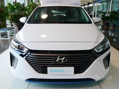 brugt Hyundai Ioniq 1.6 Hybrid DCT Comfort + PLUS PACK