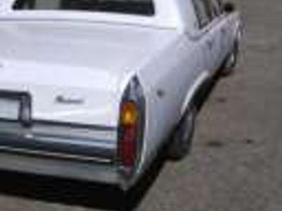 usata Cadillac Fleetwood benzina