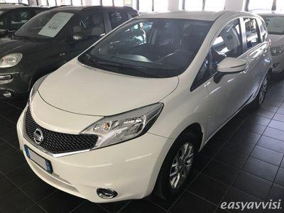 usado Nissan Note usata del 2014 a Torino, Km 25.123